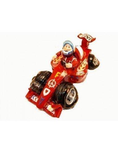 Hucha Fórmula 1 Roja