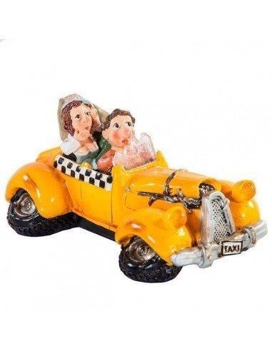 Hucha Novia Taxi
