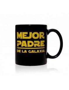 Taza Mejor Padre de la Galaxia