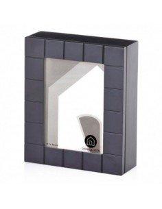 Caja Llaves Portafotos Negro