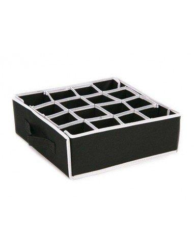 Caja organizadora negra