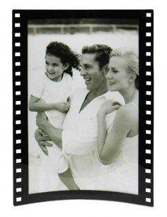 Portafotos Film Curvo