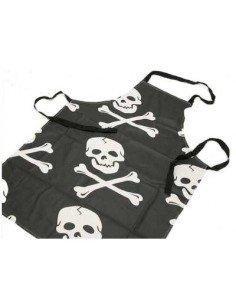 Delantal Pirata