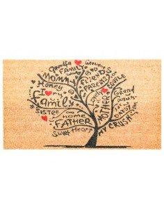 Felpudo Árbol de la Vida...