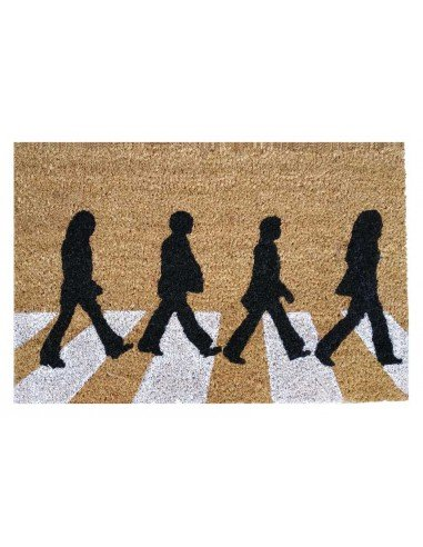 Felpudo Abbey Road