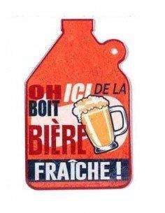 Salvamantel Cerveza