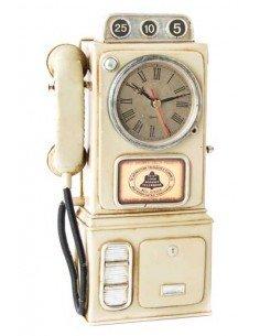 Reloj Teléfono Vintage