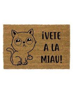 Felpudo Vete A La Miau
