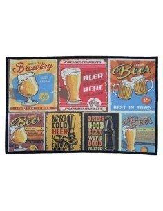 Alfombra Cervezas Vintage