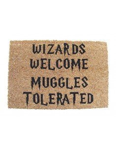 Felpudo Wizards Welcome
