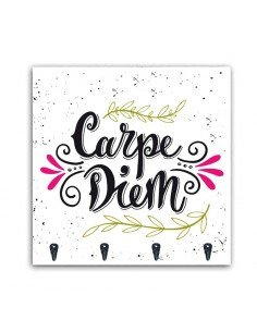 Cuelgallaves Carpe Diem