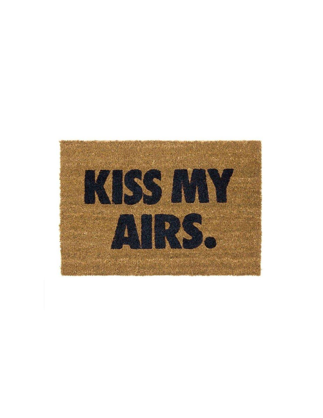 Felpudo Kiss My Airs Felpudos Originales