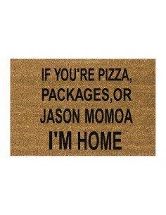 Felpudo Jason Momoa