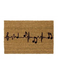 Felpudo Latido Música