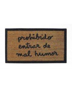 Felpudo Prohibido Mal Humor