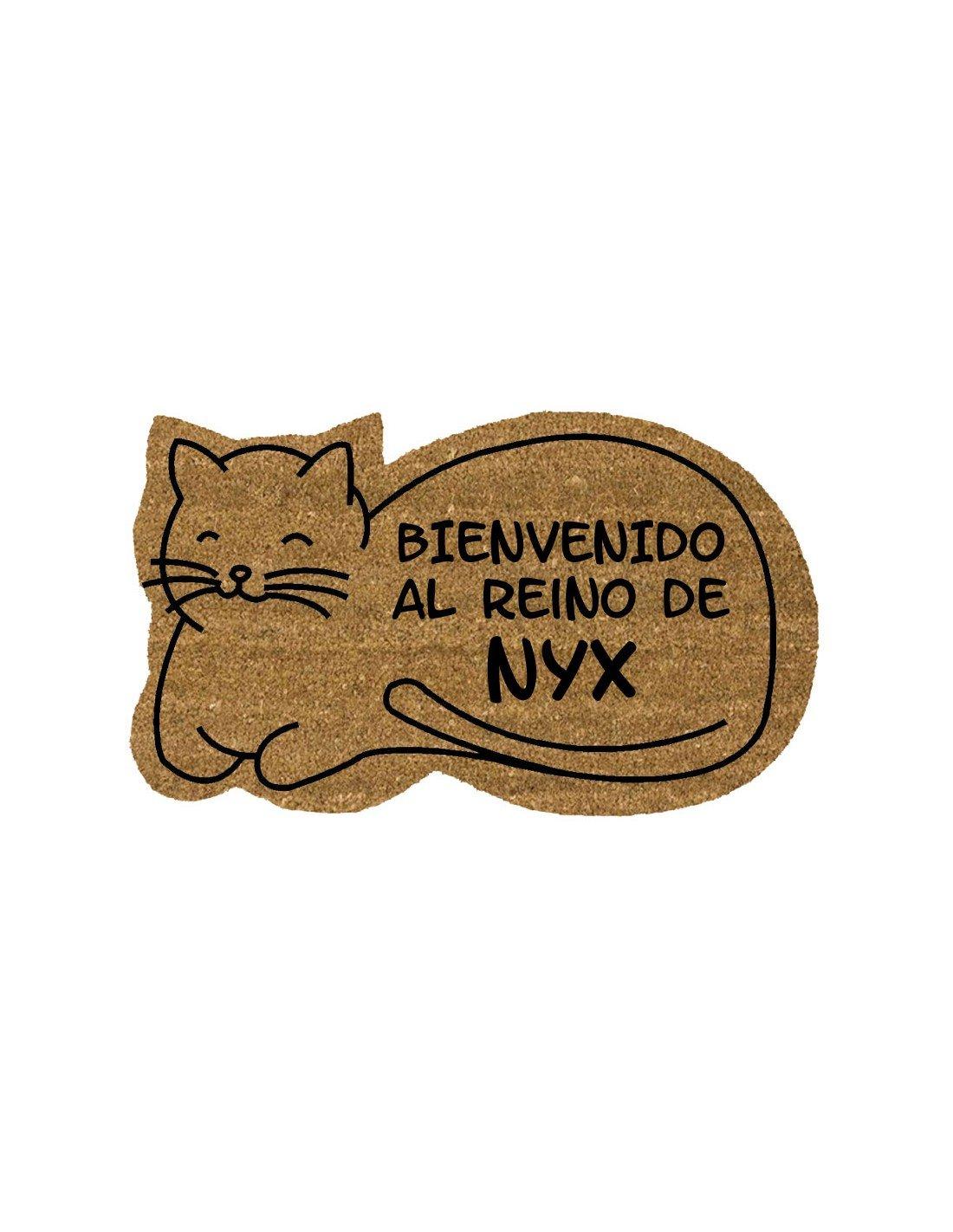 Felpudo Welcome No Mucho Rato Felpudos Originales