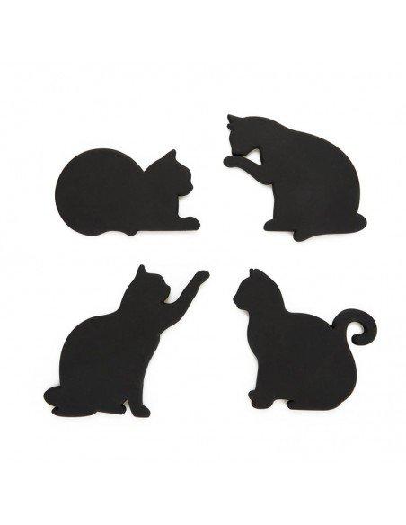 Posavasos Gatos