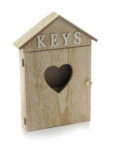 Caja LLaves Casa Keys