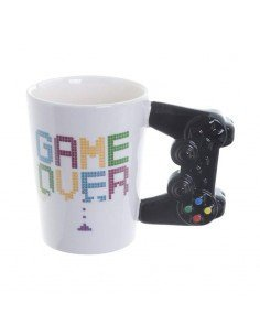 Taza Mando Game Over