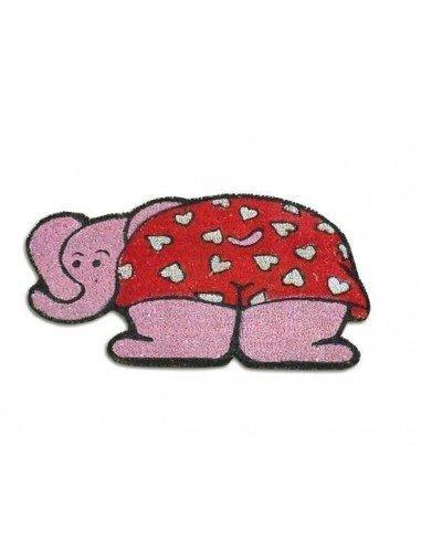 Felpudo elefante