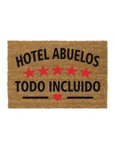 Felpudo Hotel Abuelos