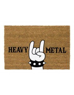 Felpudo Heavy Metal