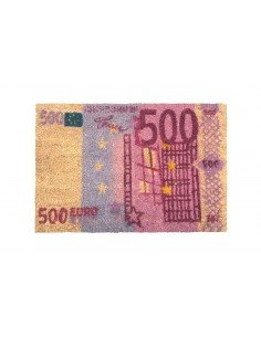 Felpudo Billete 500 Euros
