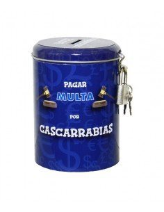 Hucha Cascarrabias