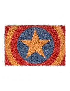 Felpudo Marvel Capitán América