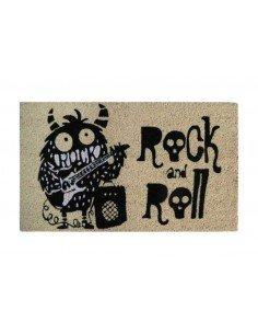 Felpudo Rock And Roll