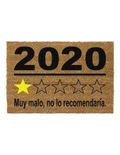 Felpudo 2020