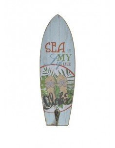 Cuelgallaves Tabla Surf