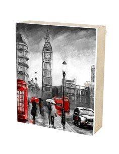 Caja LLaves Londres