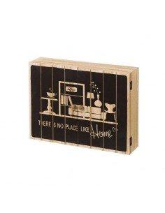 Caja LLaves 2 Puertas