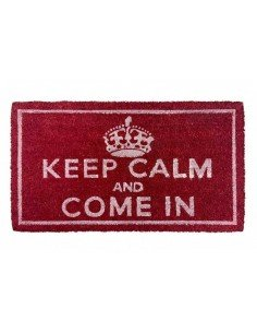 Felpudo Keep Calm And Come In