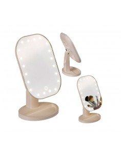 Espejo Maquillaje Leds