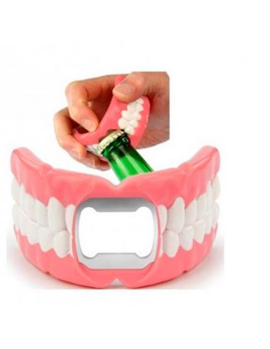 Abrebotellas dentadura