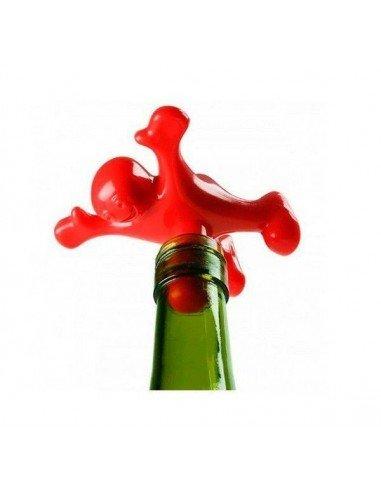 Tapón botella hombre
