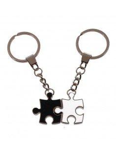 Set 2 Llaveros Puzzle