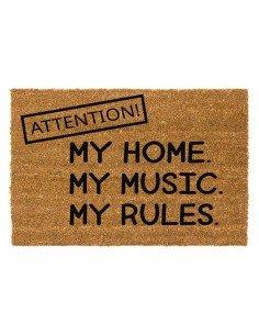 Felpudo My Home, My Music,...
