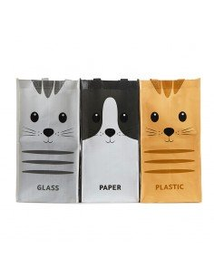 Bolsas Reciclaje Gatos