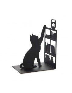 Sujetalibros Gato