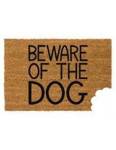 Felpudo Beware Of The Dog
