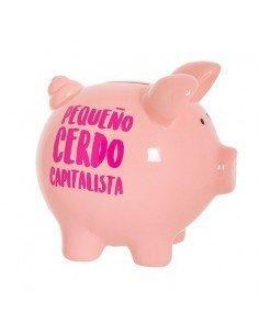 Hucha Cerdo Capitalista