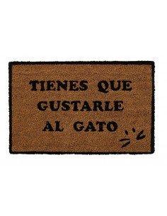 Felpudo Gustarle Gato