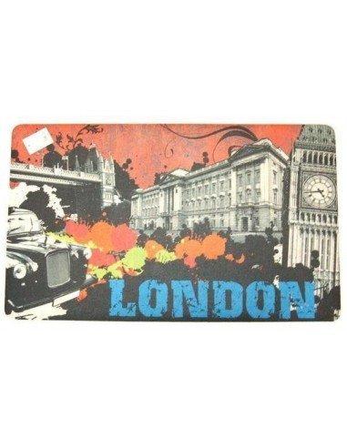 Felpudo Goma London