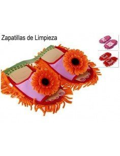 Zapatillas Mopa Microfibra