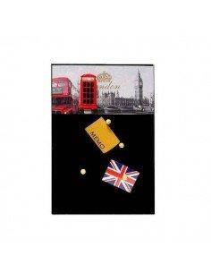 Memo magnética Londres